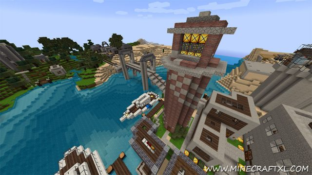 Hyperion HD Resource Pack for Minecraft