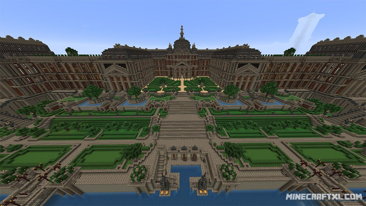 Imperial city map download for minecraft 1716 minecraftxl imperial city map for minecraft gumiabroncs Gallery