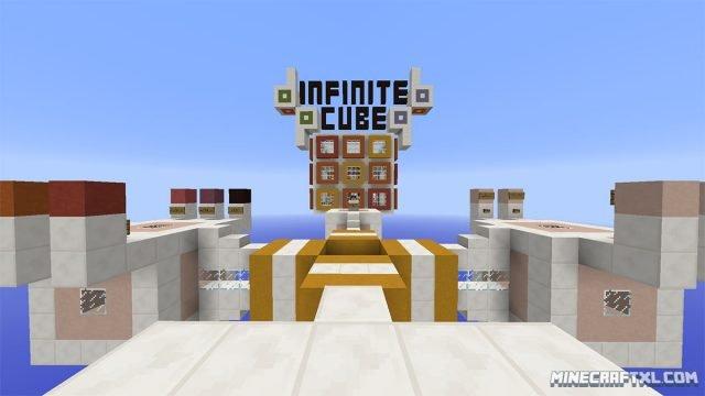 InfiniteCube Map