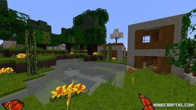 Jadercraft Resource/Texture Pack for Minecraft