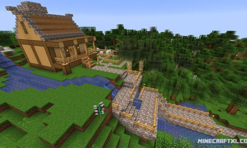 Jehkoba's Fantasy Pack Resource Pack for Minecraft 1.8
