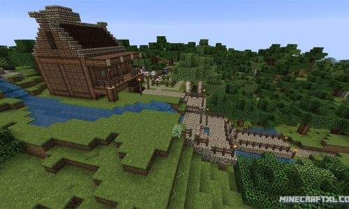 John Smith Legacy Resource and Texture Pack for Minecraft 1.8/1.7