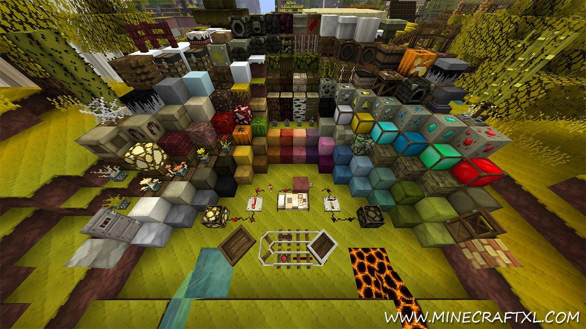 Minecraft resource pack faithful 1710 - ff