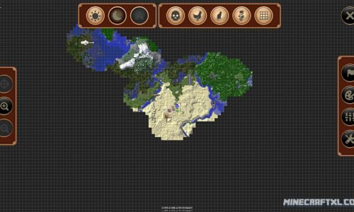 JourneyMap Mod for Minecraft 1.7.10
