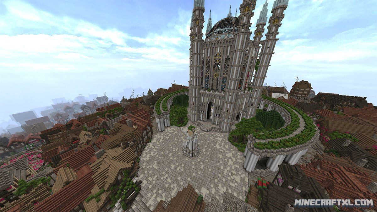 Kings landing map download for minecraft 1716 kings landing map for minecraft gumiabroncs Image collections