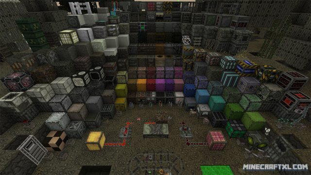 Last Days Resource Pack