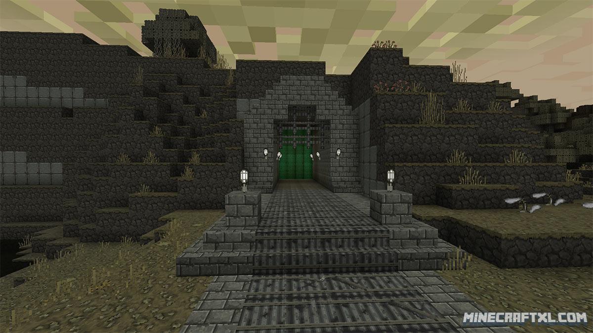 текстуры майнкрафт 1.7.2 apocalypse #7