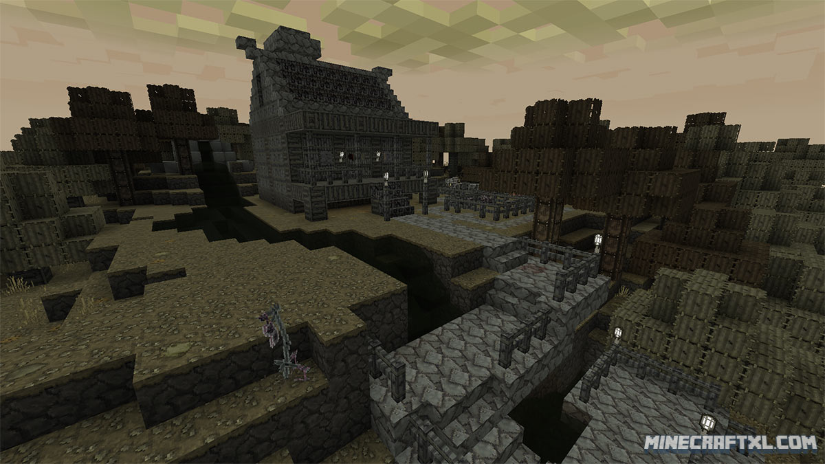 Last Days Resource Pack Download for Minecraft 100.100/100.10