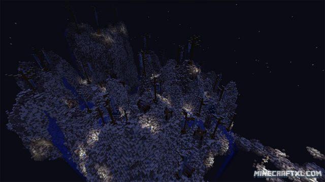 Legend of Argon Map