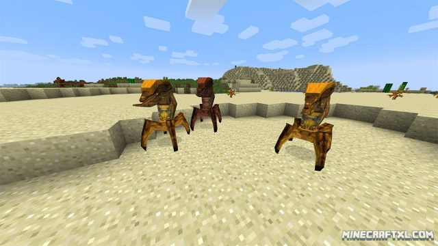 Lycanite's Mob Mod