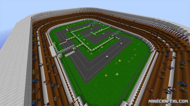 Mario Sprint Map