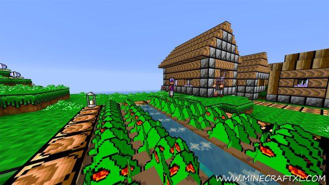 MarioCraft Allstars Resource pack for Minecraft