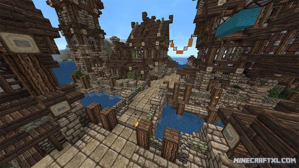 Build Your Own Village Mod