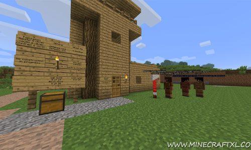 Millénaire Mod for Minecraft 1.6.4