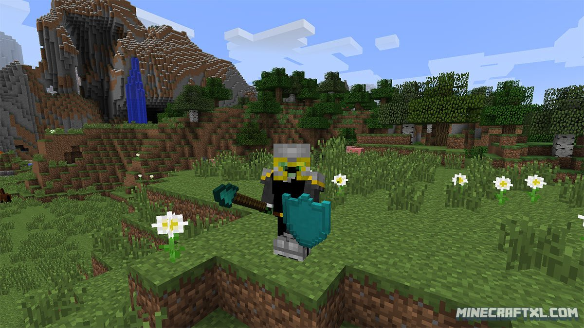 Mine Blade Battlegear 2 Mod Download For Minecraft 1 7 10