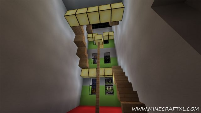 Minecrafts Edge Parkour Map