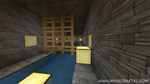 Minecrafts Edge Parkour Map
