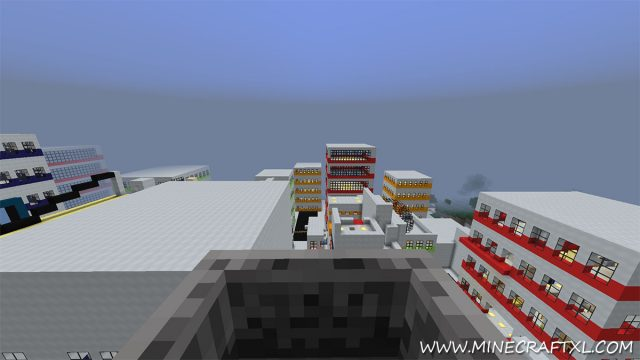 Minecrafts Edge Parkour Map for Minecraft