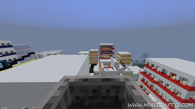 Minecrafts Edge Parkour Map for Minecraft