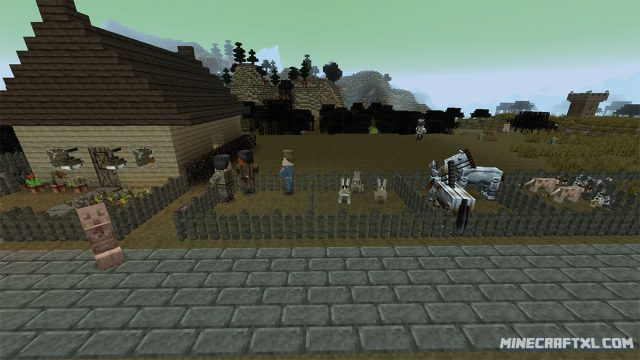 Mineout Resource Pack