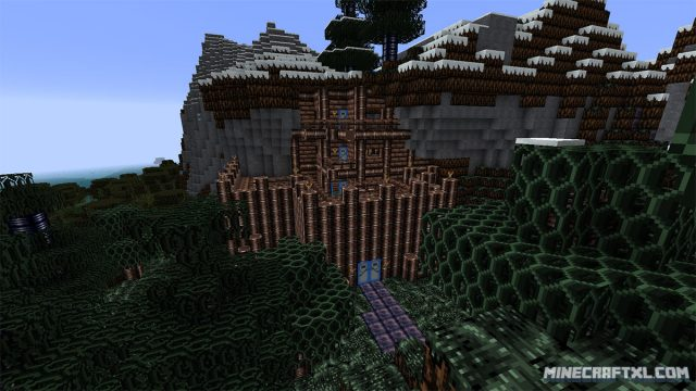 Minetroid Resource Pack