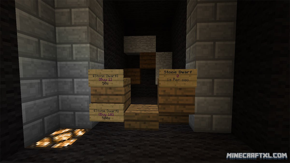 Minevolution Map Download for Minecraft 1 8