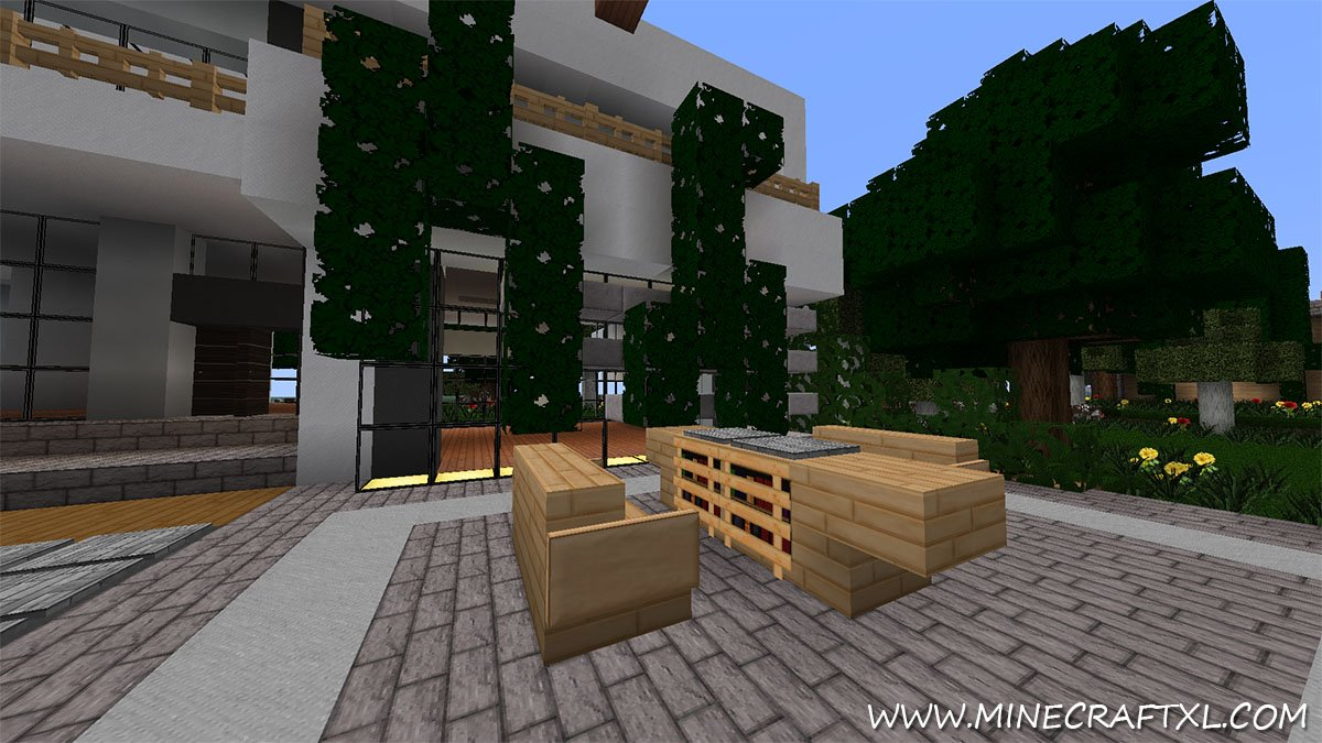 Modern HD ResourceTexture Pack Download for Minecraft 172164