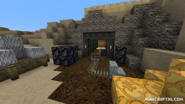 MojoKraft Resource Pack