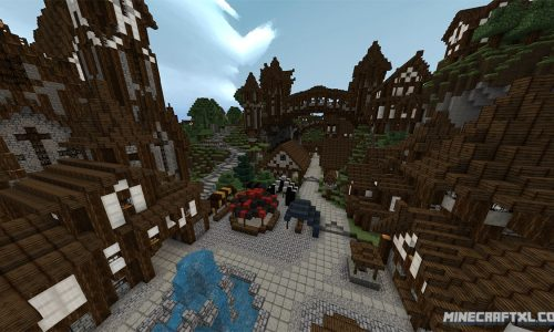 Moray Resource Pack for Minecraft 1.7/1.6