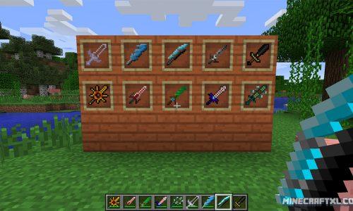 More Swords Mod