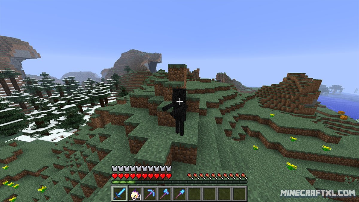 Мод Morph для Minecraft 1.12.2