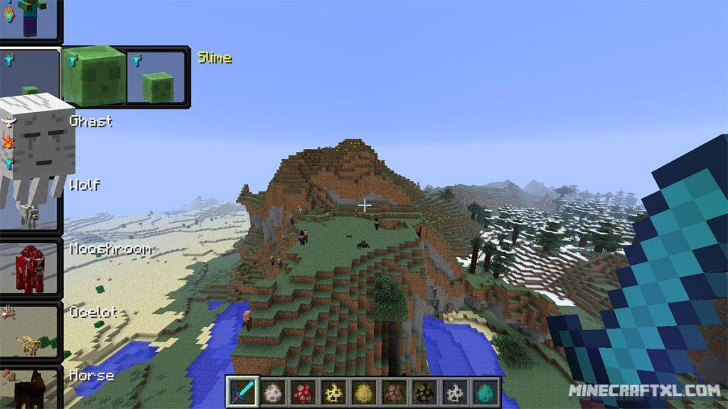 Скачать Morph! для Minecraft 1.7.10 - RU-M.ORG