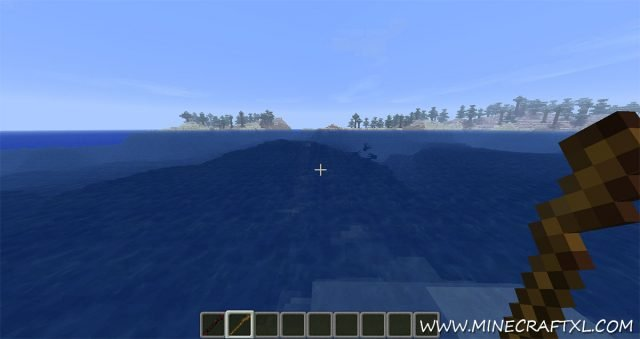 Moses Mod for Minecraft
