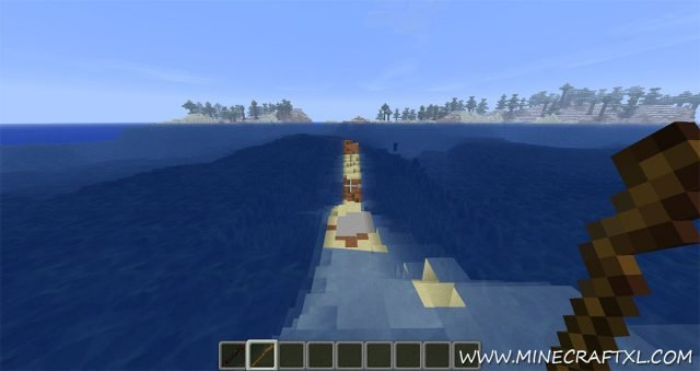 Moses Mod for Minecraft 1.6.2