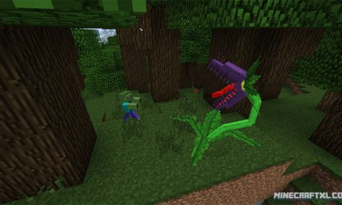 Mowzie's Mobs Mod for Minecraft 1.7.10