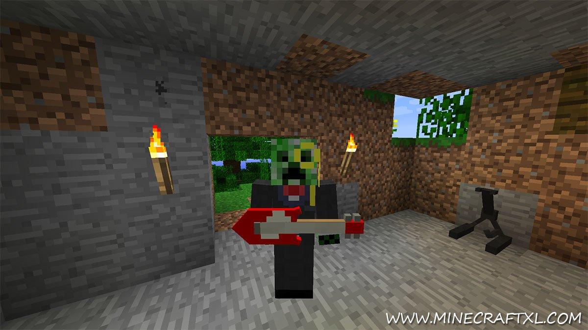 Моды на Minecraft 1.6.4