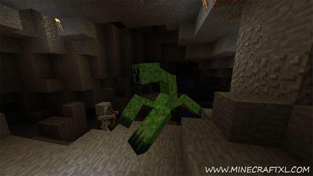 Mutated Creatures Mod