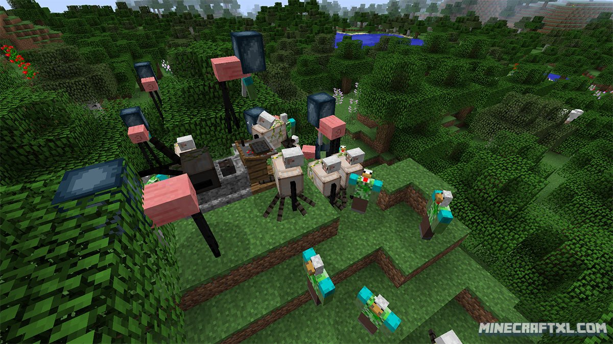 Minecraft 1.7.10 Mods - MCF Mod List
