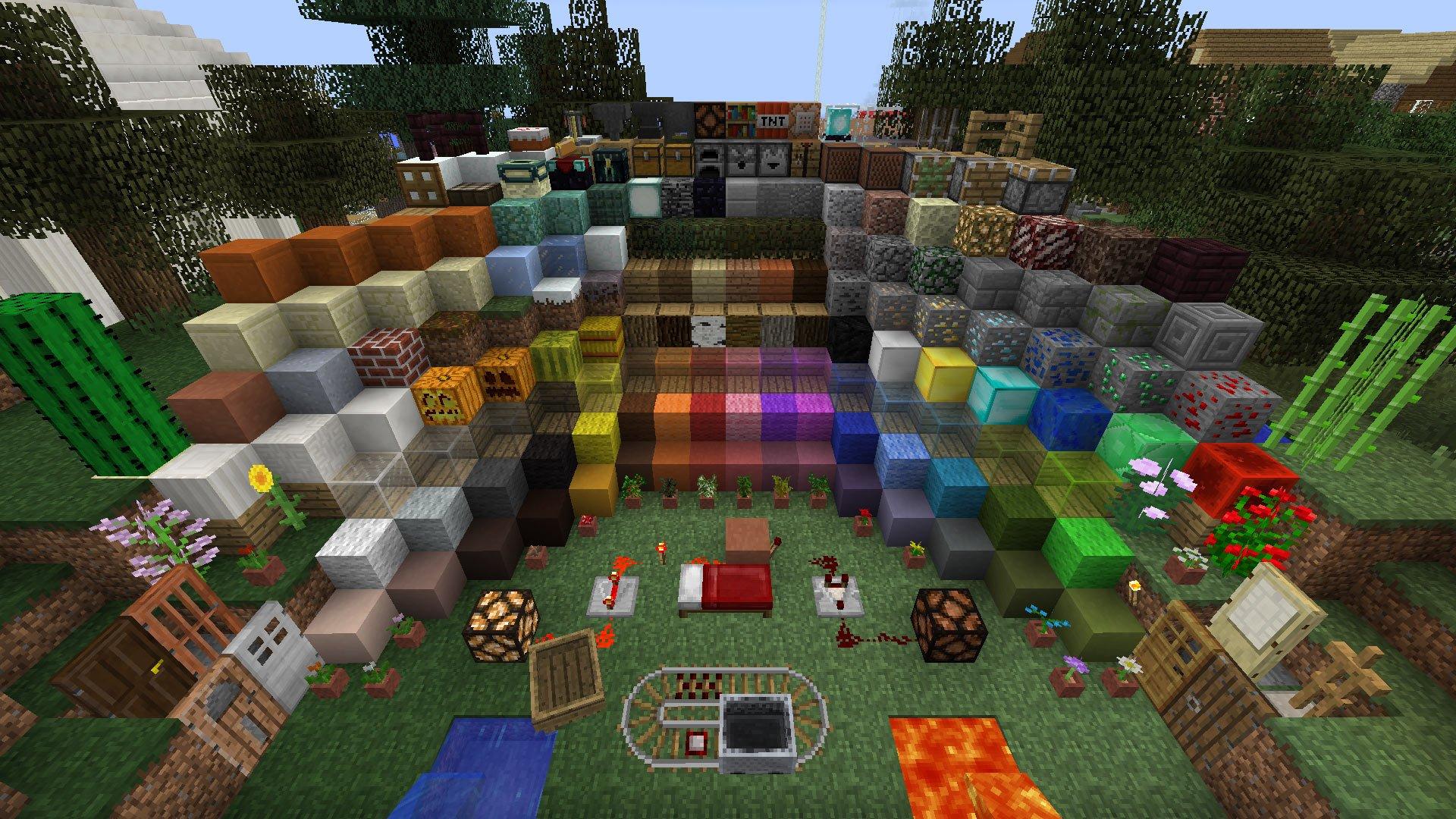Γνωριμίες με 1.7.4 διακομιστή Minecraft