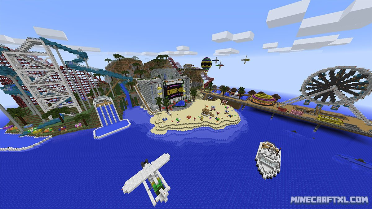 Olann Island Map Download For Minecraft 17