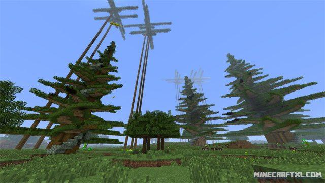 OreSpawn Mod for Minecraft