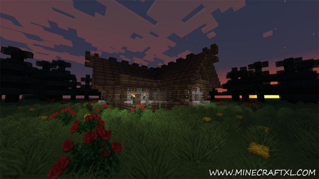 Ovos Rustic Redemption Resource Pack