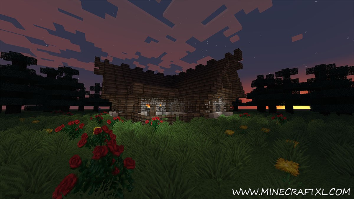Ovo's Rustic Redemption Resource Pack Download for Minecraft 1 6 4