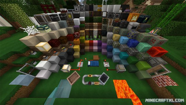 Pamplemousse Resource Pack