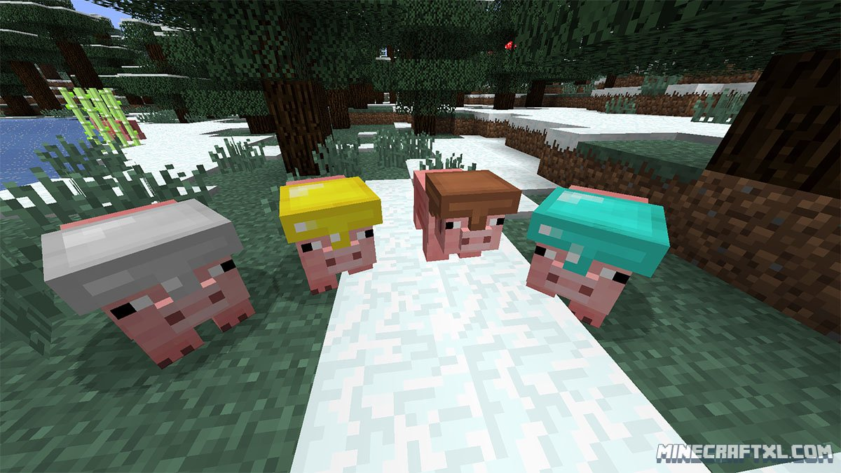pig companion mod download for minecraft 1 7 2 1 6 4