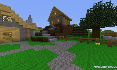 PixelWool Resource Pack for Minecraft 1.7/1.6