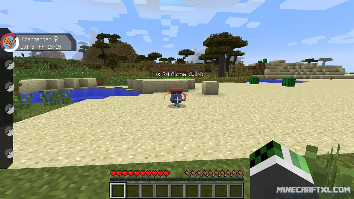download minecraft 1.7 10 mod pokemon