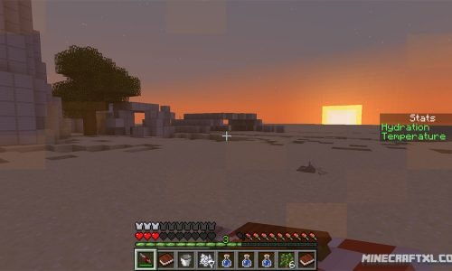 Planetary Confinement – The Dunes Map for Minecraft 1.8.3