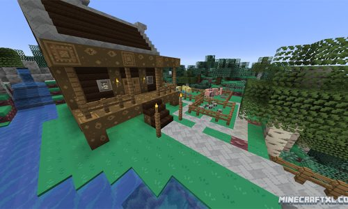 Pokecraft Resource Pack for Minecraft 1.7/1.6