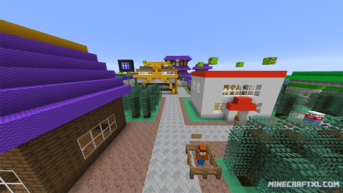 Pokemon Johto Map Download for Minecraft 1 7/1 6